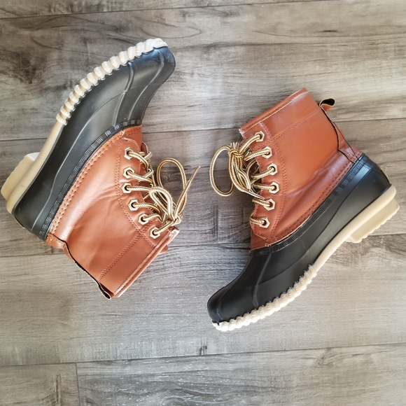 Canyon Creek Boys Youth 3 Duck Boots
